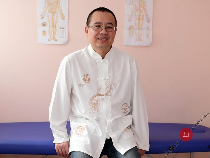 Доктор Ли Ган и иглоукалывание для похудения