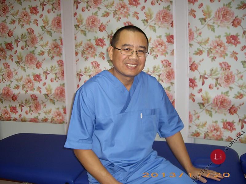 Доктор Ли Ган и лечение неврозов депрессии бессонницы в Киеве
